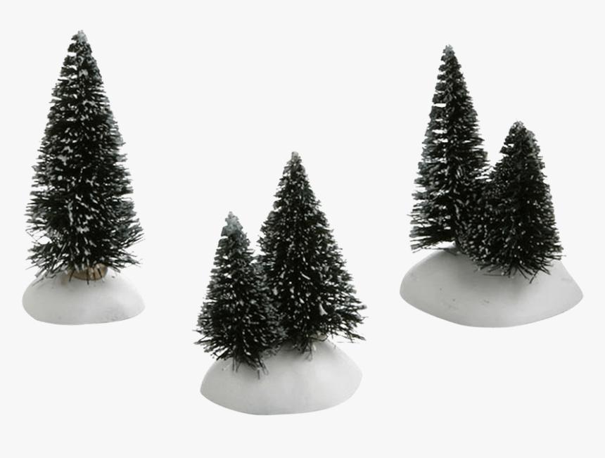 Mini Sisal Trees - Christmas Tree, HD Png Download, Free Download