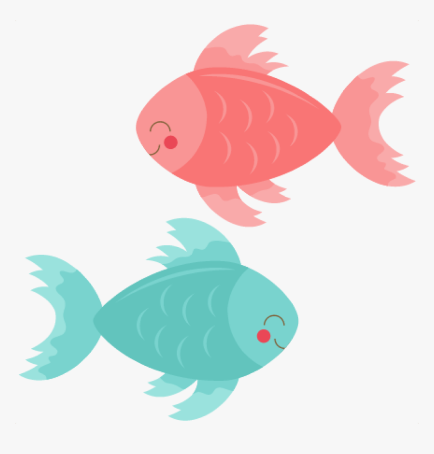 Transparent Betta Fish Png - Cute Fish Clipart Png, Png Download, Free Download