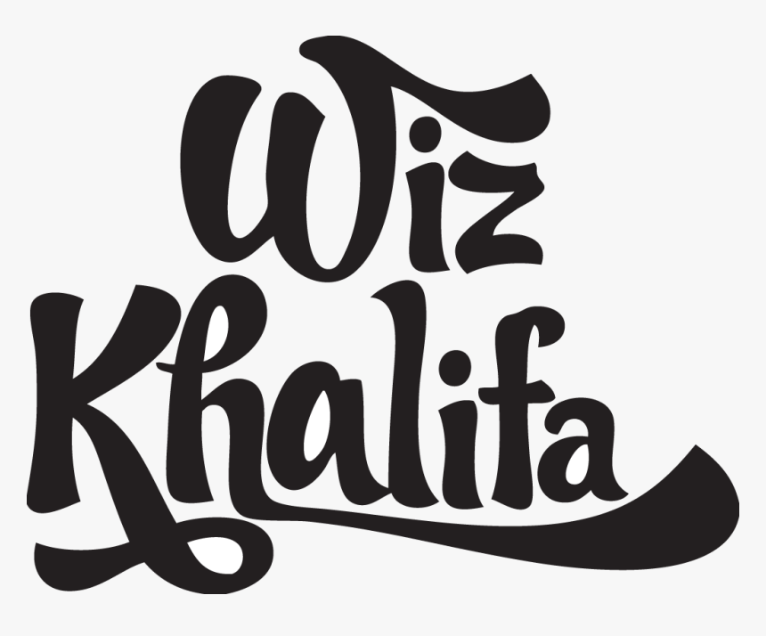 Wiz Khalifa Logo Wiz Khalifa Roll Up Hd Png Download Kindpng