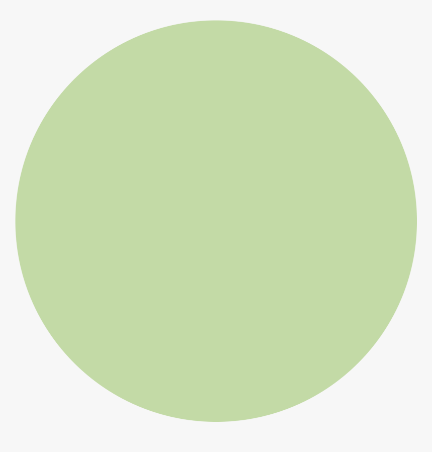 Light Green Green Circle, HD Png Download, Free Download