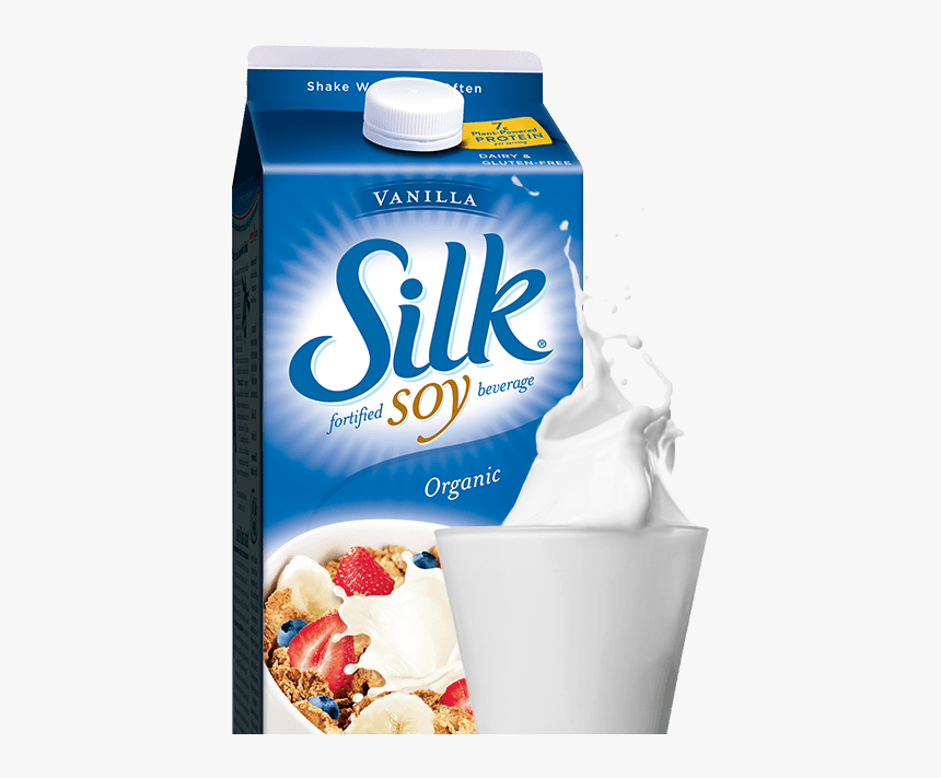 Silk Soy Milk, HD Png Download, Free Download