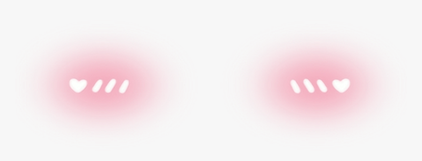 Cute Blush Png, Transparent Png, Free Download