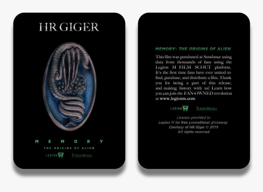 Pin 3d Egg Comp - Legion M Alien Pin, HD Png Download, Free Download