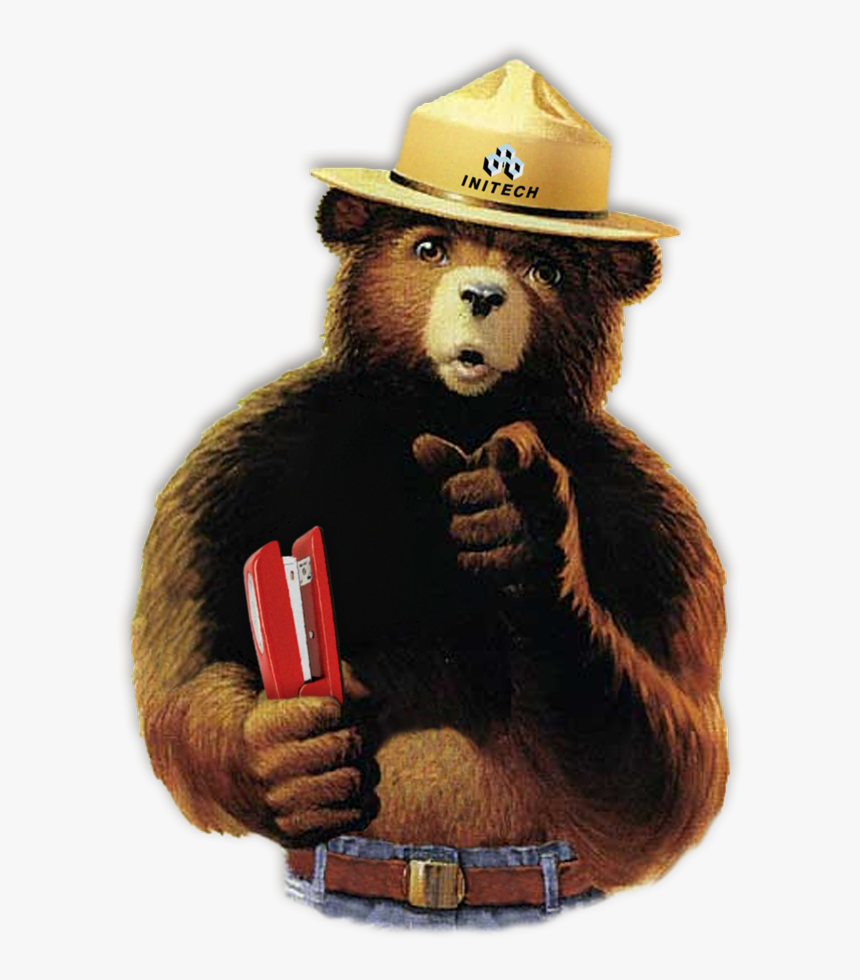 Transparent Smokey The Bear Png - Smokey The Bear Png, Png Download, Free Download