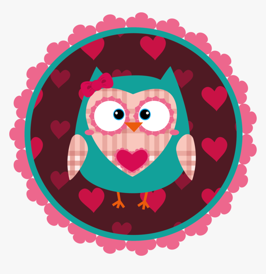 Transparent Cute Owl Clipart - Very Cute Cartoon Owl, HD Png Download, Free Download