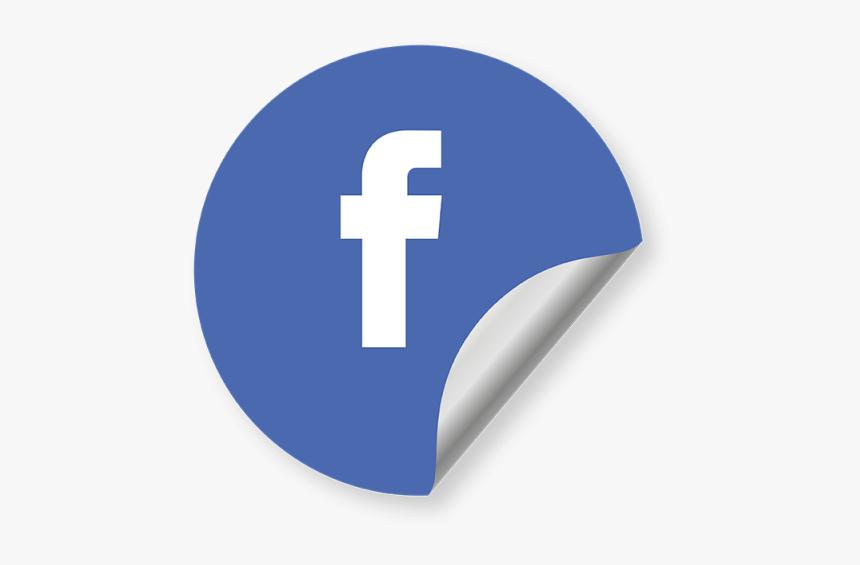 Facebook Logo Png Transparent Background New - Facebook Icon Png, Png Download, Free Download