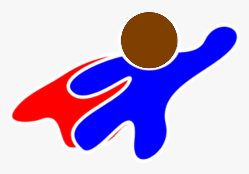Hero Clip Art - Clipart Superhero, HD Png Download, Free Download