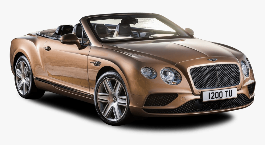 2017 Bentley Flying Spur Convertible, HD Png Download, Free Download