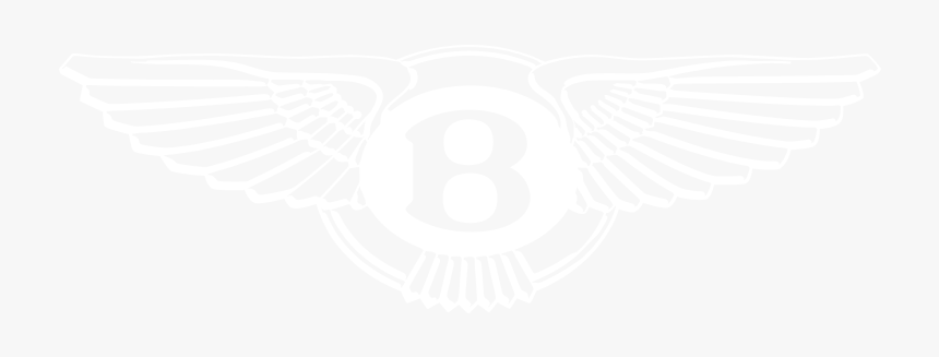 White Bentley Logo Png, Transparent Png, Free Download