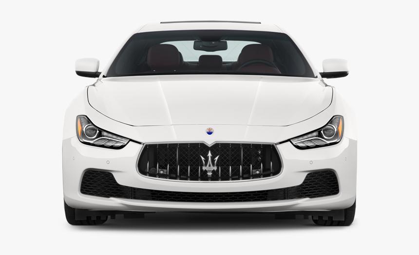 Download Maserati Png Image - 2015 Maserati Ghibli Front, Transparent Png, Free Download