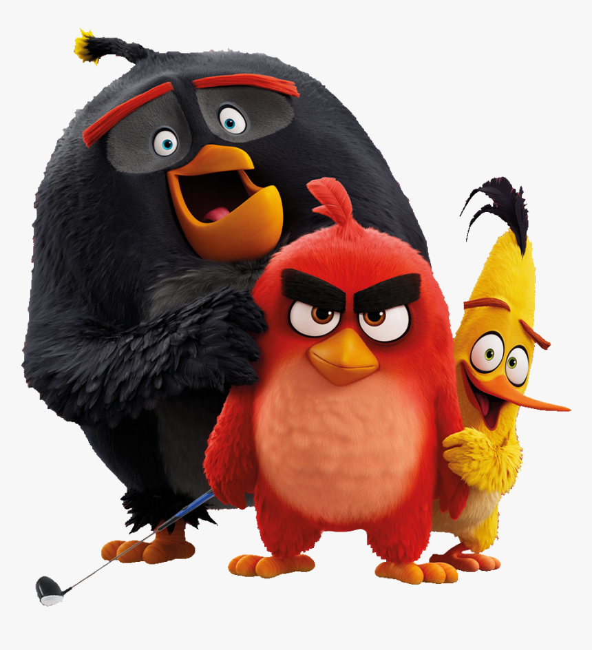 Angry Birds 2 Movie Silver Hd Png Download Kindpng