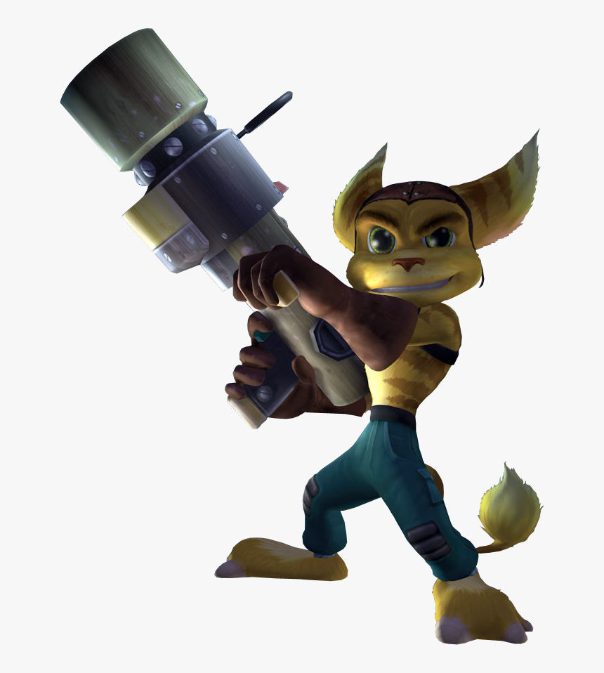 Ratchet Clank Old Ratchet And Clank 1 Hd Png Download Kindpng