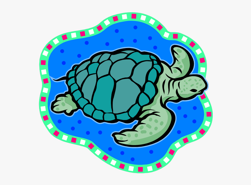 Transparent Sea Turtle Clipart Png - Χελωνα Καρετα Καρετα Ζωγραφια, Png Download, Free Download