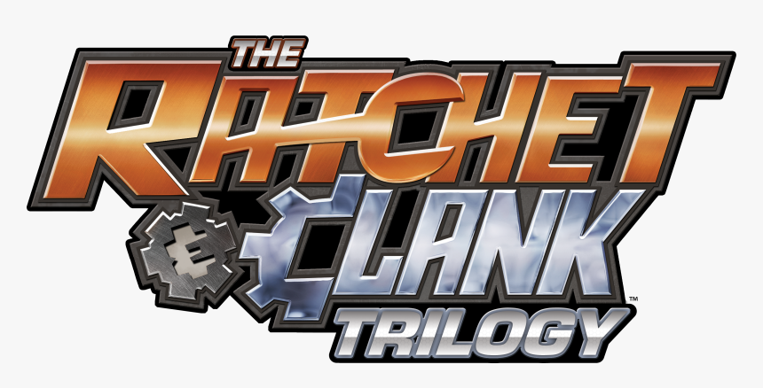 Ratchet Clank Collection Logo Hd Png Download Kindpng