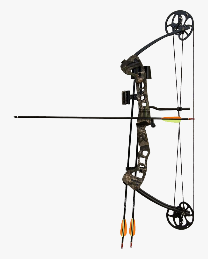 Compound Bow And Arrow Png-pl - Barnett Vortex Compound Bow, Transparent Png, Free Download
