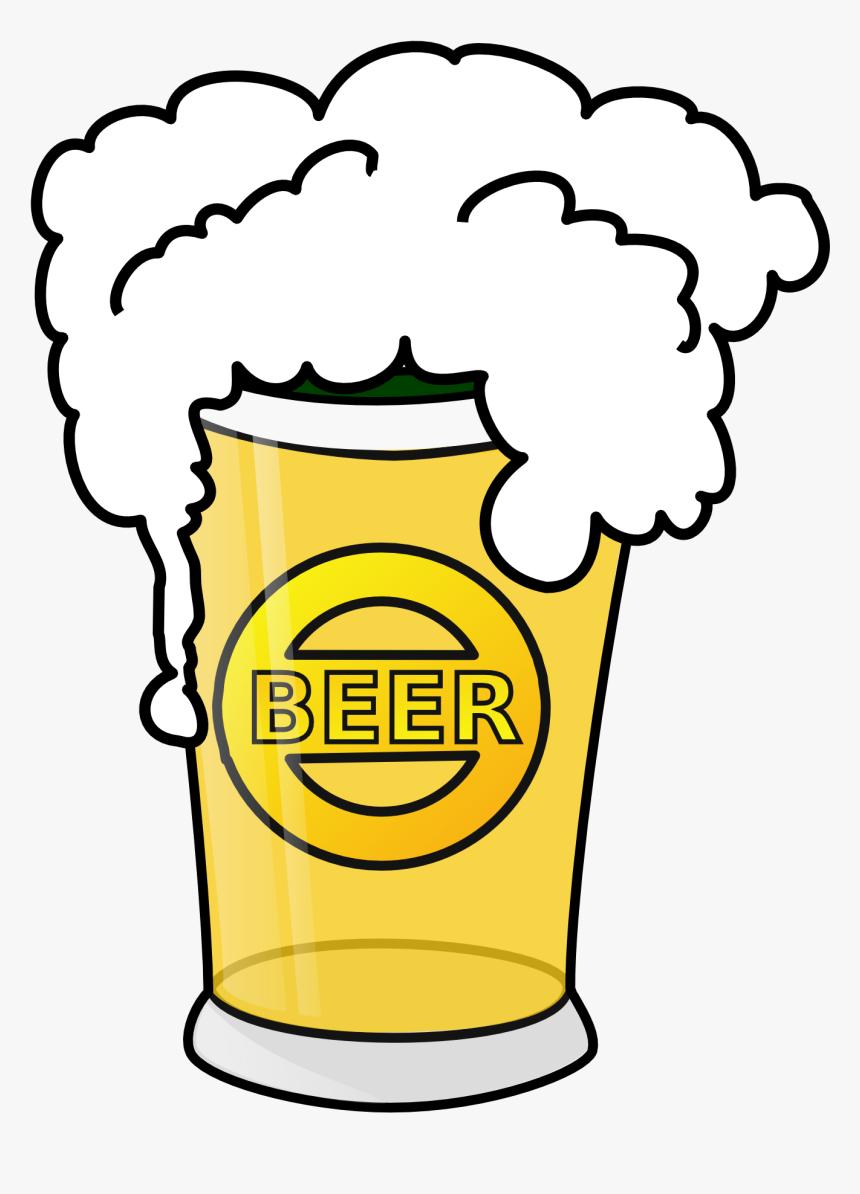 Beer Free Images Clip Art On Clipart Transparent Png - Beer Clip Art, Png Download, Free Download