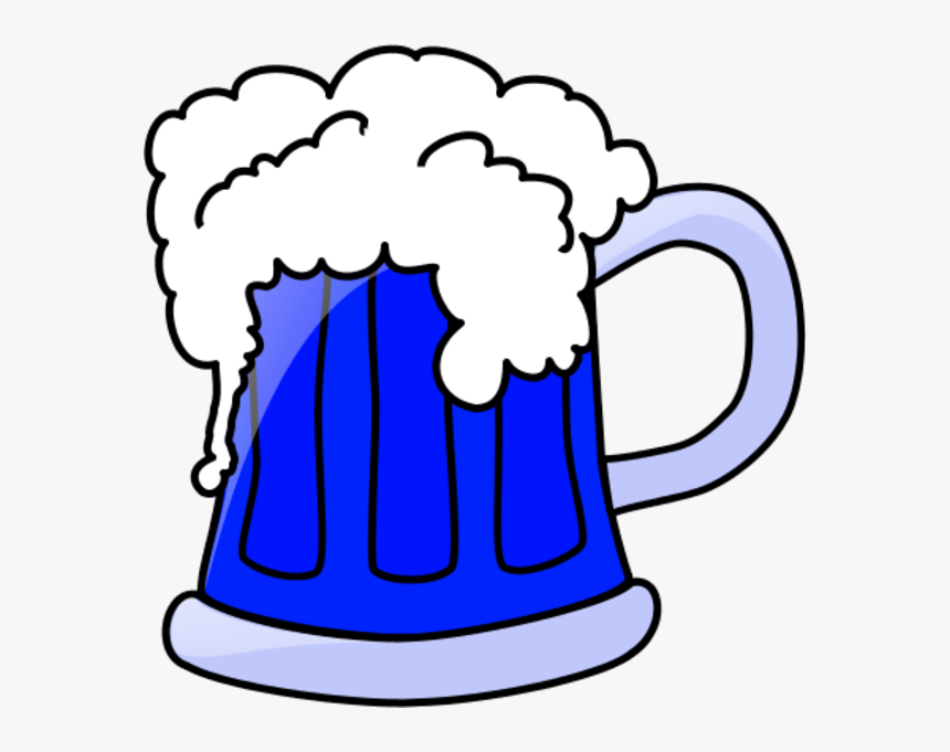 Drawing Beer Mug Clipart Cliparts And Others Art Inspiration - Beer Stein Clipart, HD Png Download, Free Download