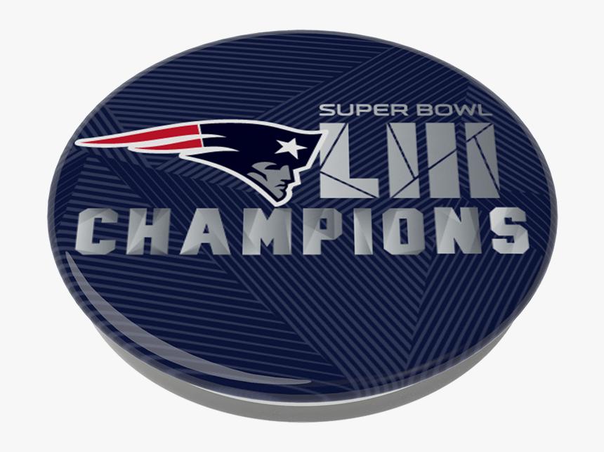 Patriots Super Bowl Liii Champions, HD Png Download, Free Download