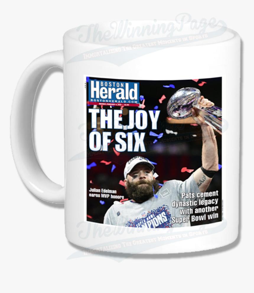 Patriots 6 Super Bowl Wins, HD Png Download, Free Download