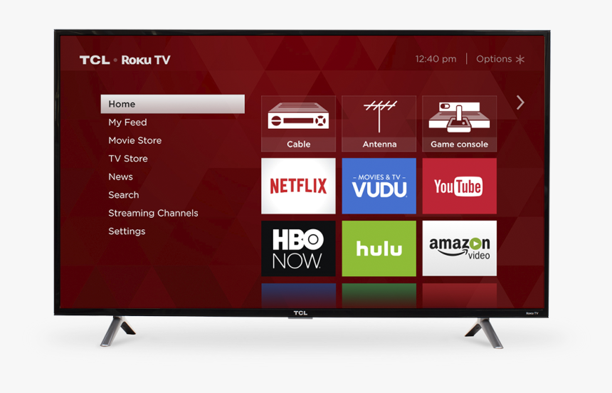 Tcl 43 Smart Tv, HD Png Download, Free Download