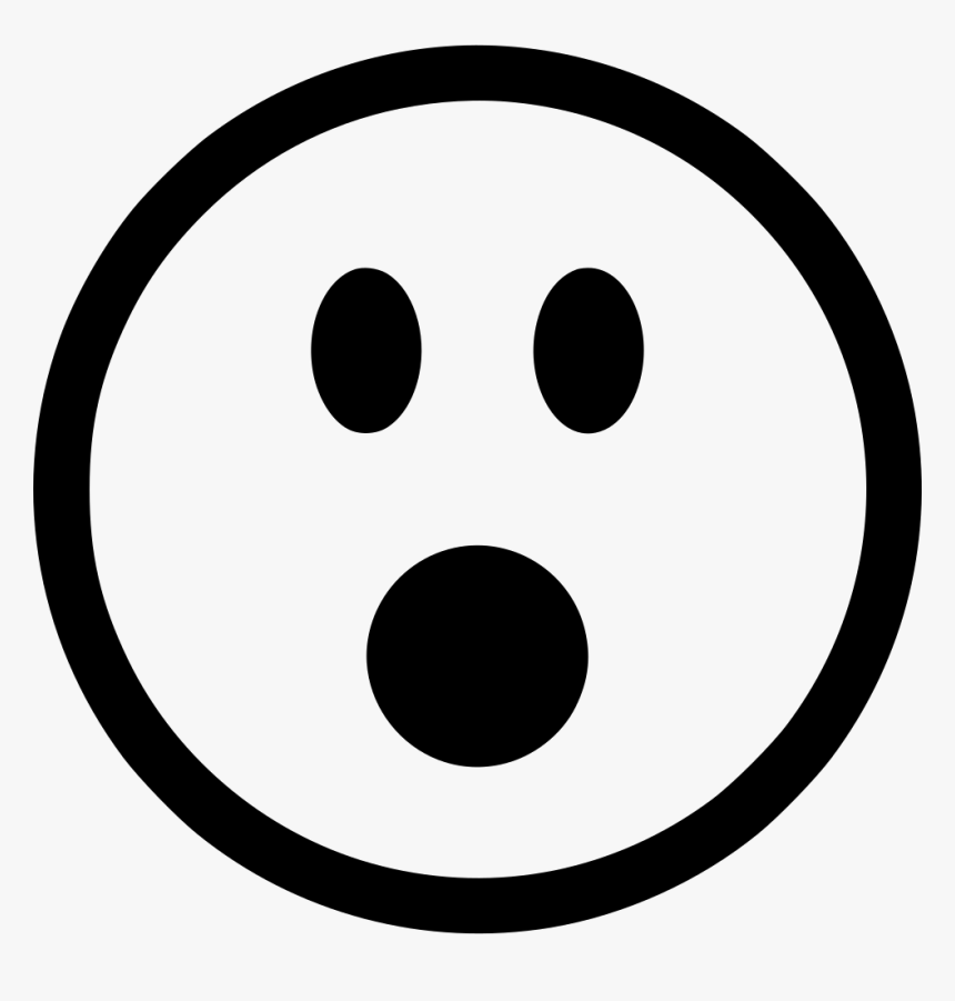 Smiley Omg - Smile Flat Icon, HD Png Download, Free Download
