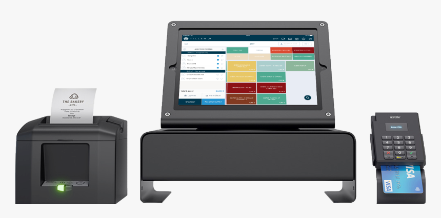 Cash Register Front View, HD Png Download, Free Download