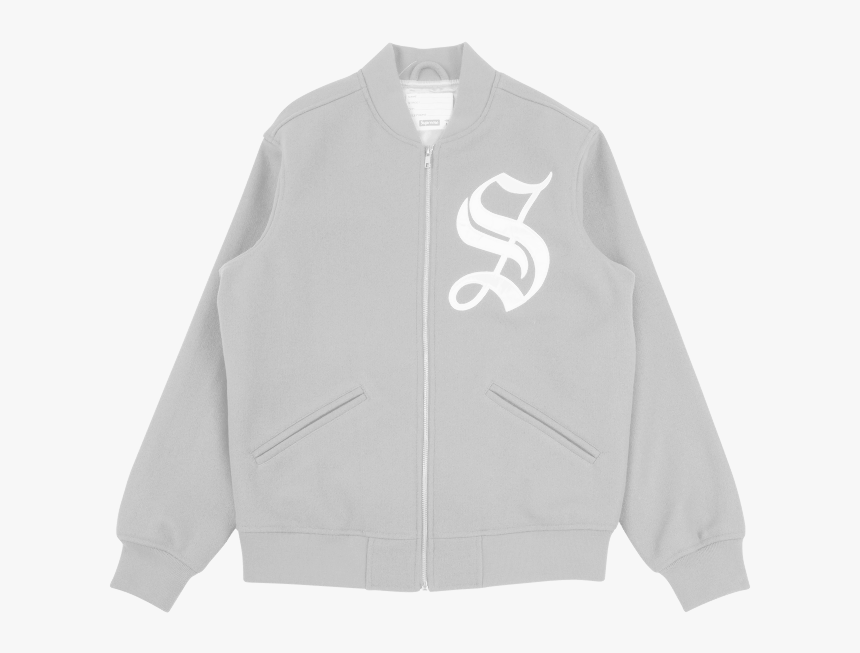 """Supreme The World Is Yours Denim Jacke """"fw 2017 Scarface - Sweatshirt, HD Png Download, Free Download"""