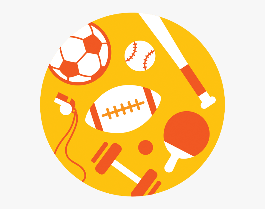 Transparent Sports Icon Png - Soccer App Icon, Png Download, Free Download