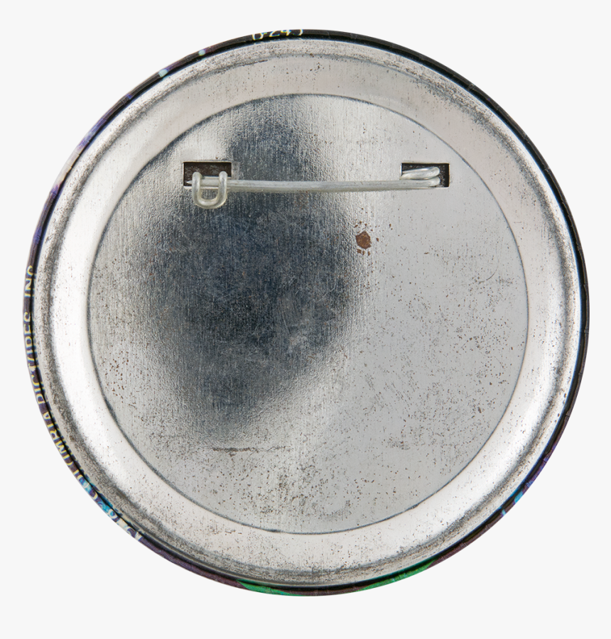 We Are Not Alone Button Back Entertainment Button Museum - Circle, HD Png Download, Free Download