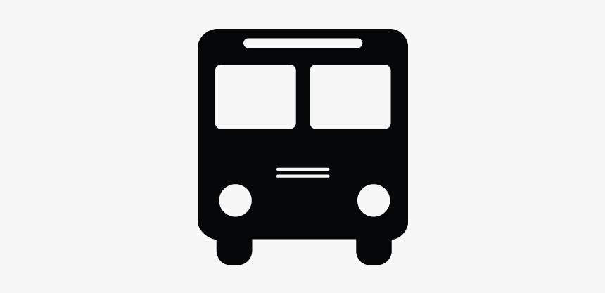 Bus, Vehicle, Public Transport Icon - Public Transport Icon, HD Png Download, Free Download