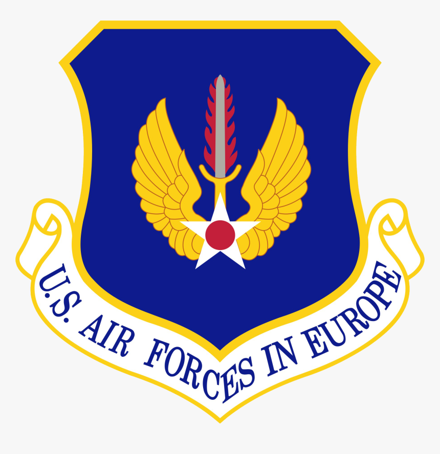 United States Air Forces In Europe - Air Forces Africa, HD Png Download, Free Download