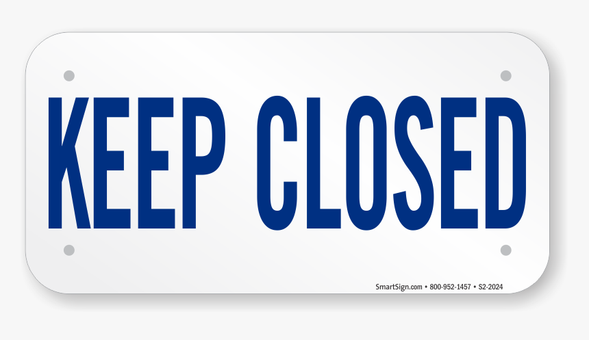 Transparent Closed Sign Png - Parallel, Png Download, Free Download