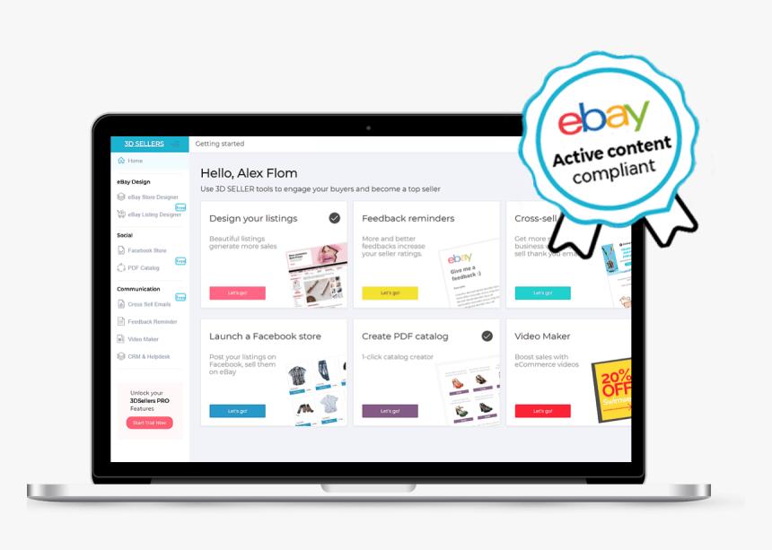 Transparent Ebay Icon Png Ebay App Design Png Download Kindpng