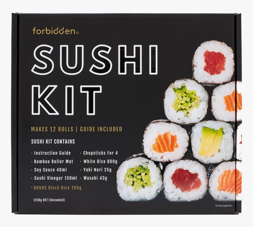 Premium Sushi Kit - Steamed Rice, HD Png Download, Free Download