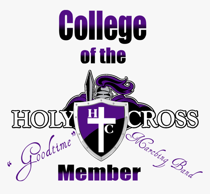 Transparent Marching Band Png - Holy Cross Crusaders, Png Download, Free Download