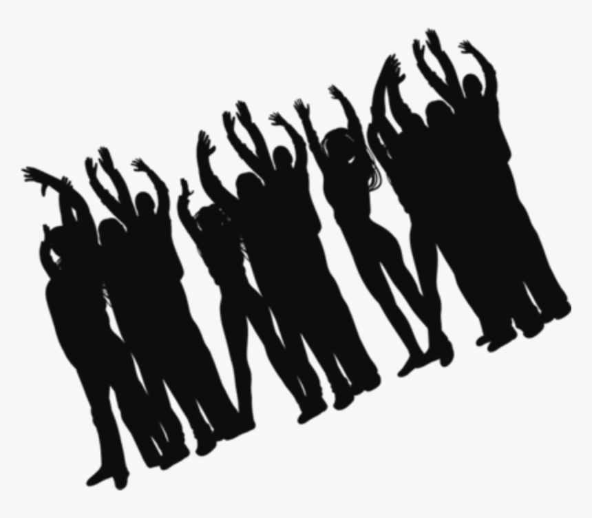 Put Your Hands Up Png , Png Download - Black People Putting Hands Up, Transparent Png, Free Download