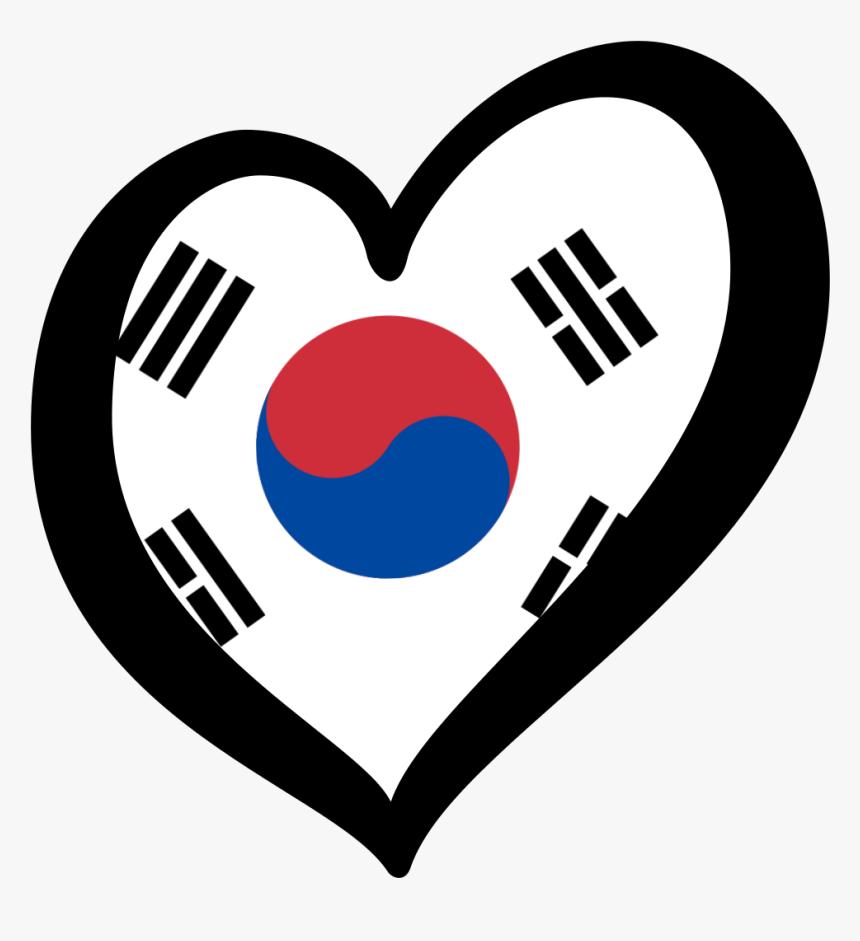 South Korea Flag , Png Download - South Korea Flag, Transparent Png, Free Download