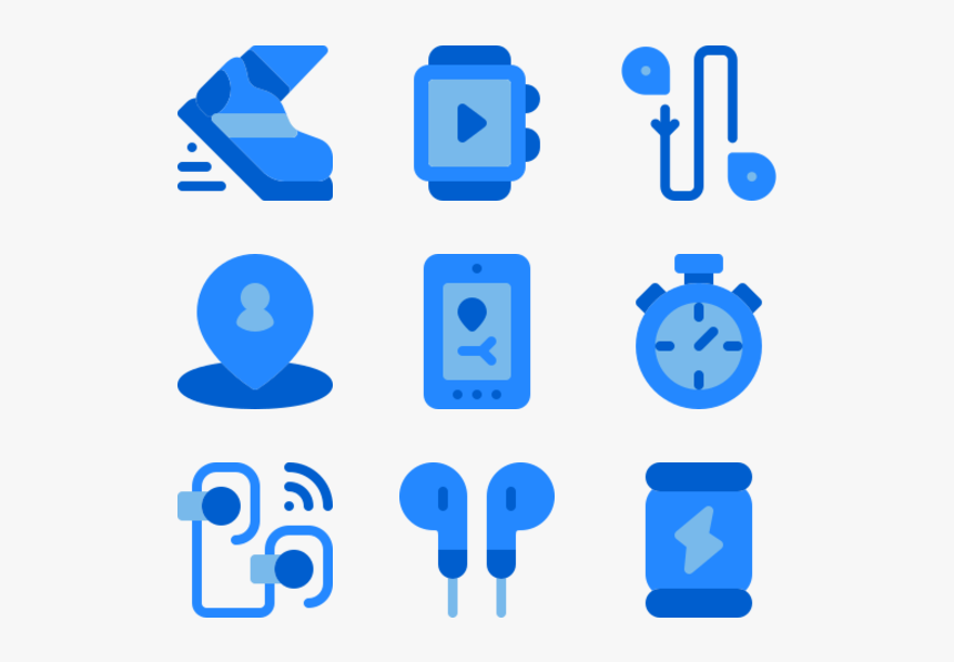 Running - Icon, HD Png Download, Free Download