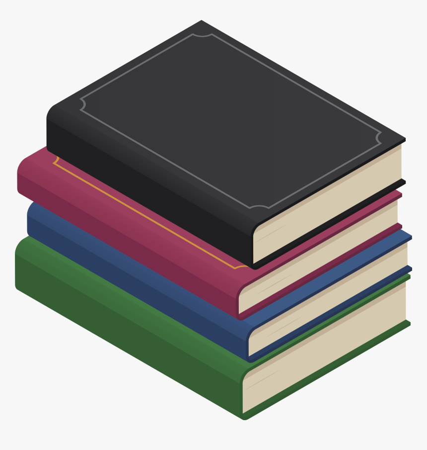 Pile Of Books Transparent Image Clipart , Png Download, Png Download, Free Download