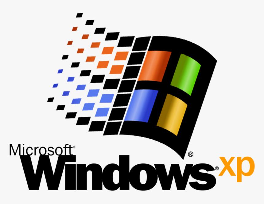 Windows Xp Logo Png - Windows 98, Transparent Png, Free Download