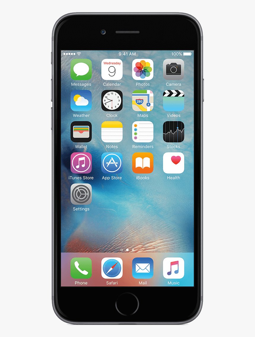Iphone 6 Plus Apple Iphone 6s Smartphone - Iphone 6, HD Png Download, Free Download