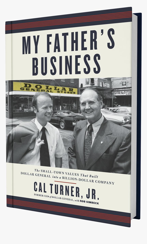 Cal Turner, Jr - Cal Turner Co Founder Dollar General, HD Png Download, Free Download