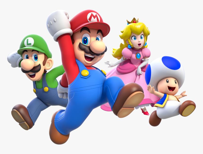 Super Mario Bros Png, Transparent Png, Free Download