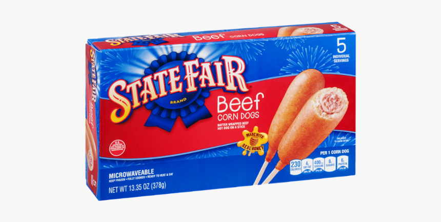 State Fair Corn Dog, HD Png Download