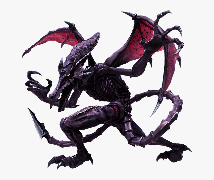 Ridley Smash Bros Ultimate, HD Png Download, Free Download