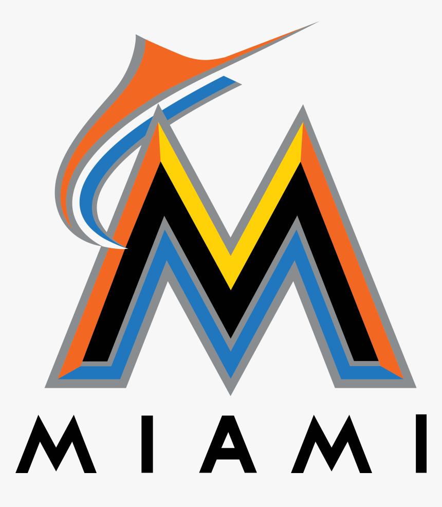 Miami Marlins Logo .png, Transparent Png, Free Download