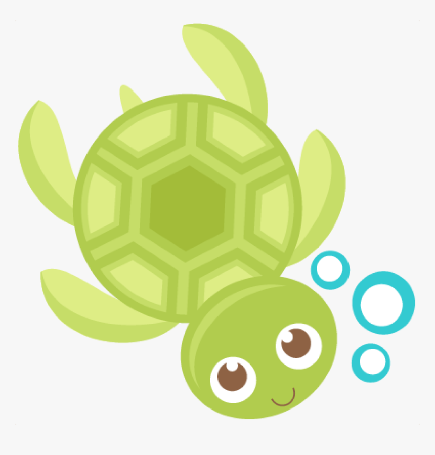 Cute Turtle Clipart Turtle Clipart At Getdrawings Free - Sea Turtle Clipart Transparent, HD Png Download, Free Download