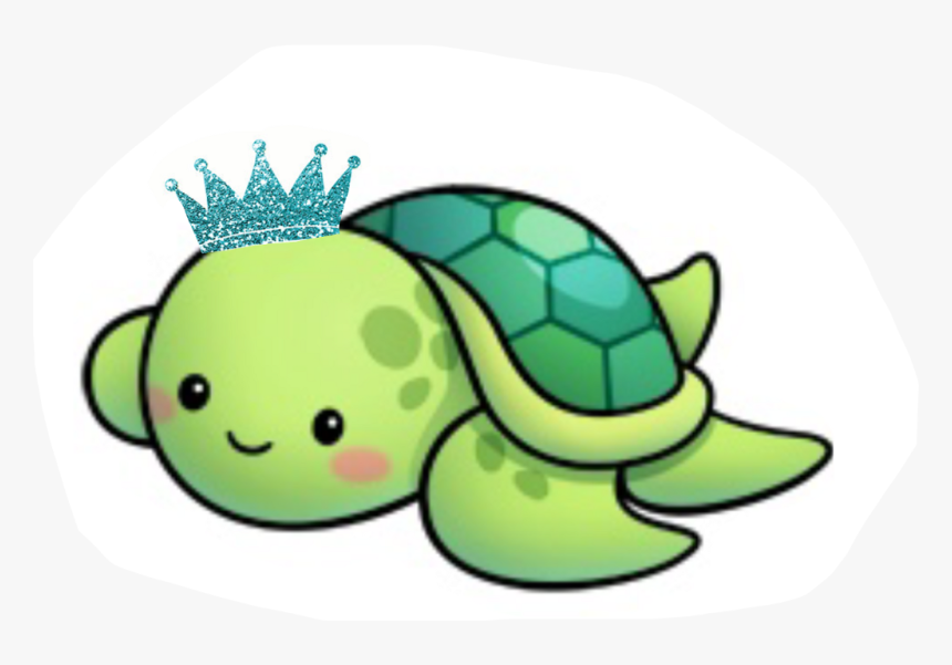 Cute Sea Turtle Drawing Png Download Cute Turtle Drawing Easy