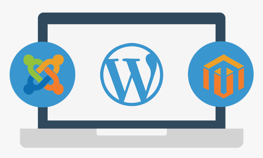 Specialised Hosting Icon - WordPress, HD Png Download - kindpng