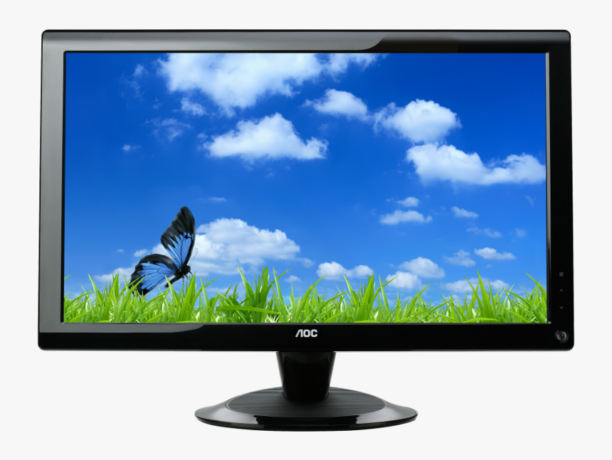 Monitor Photos - Monitor Png, Transparent Png, Free Download